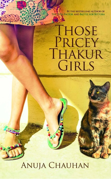 Those-Pricey-Thakur-Girls-by-Anuja-Chauhan
