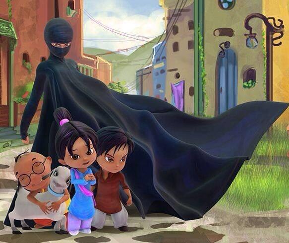 Burka Avenger