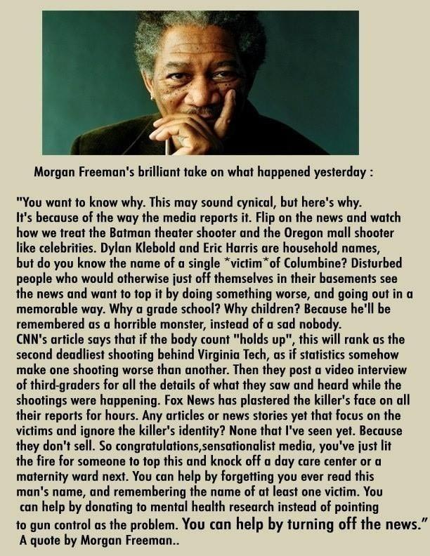 morgan-freeman-connecticut-shootings