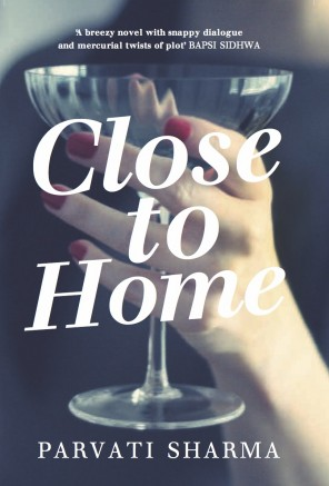 Close to Home front Cover