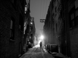 Dark Alley, by renee_mcgurk, Flickr