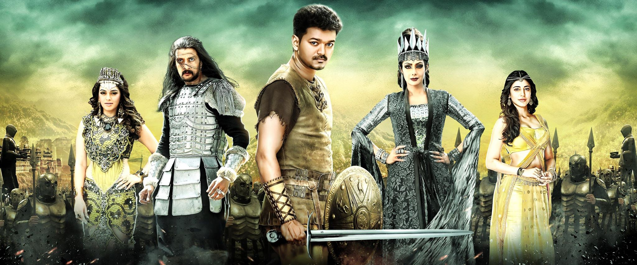 Poster of the film Puli.