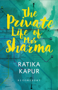Book Cover: The Private Life of Mrs Sharma