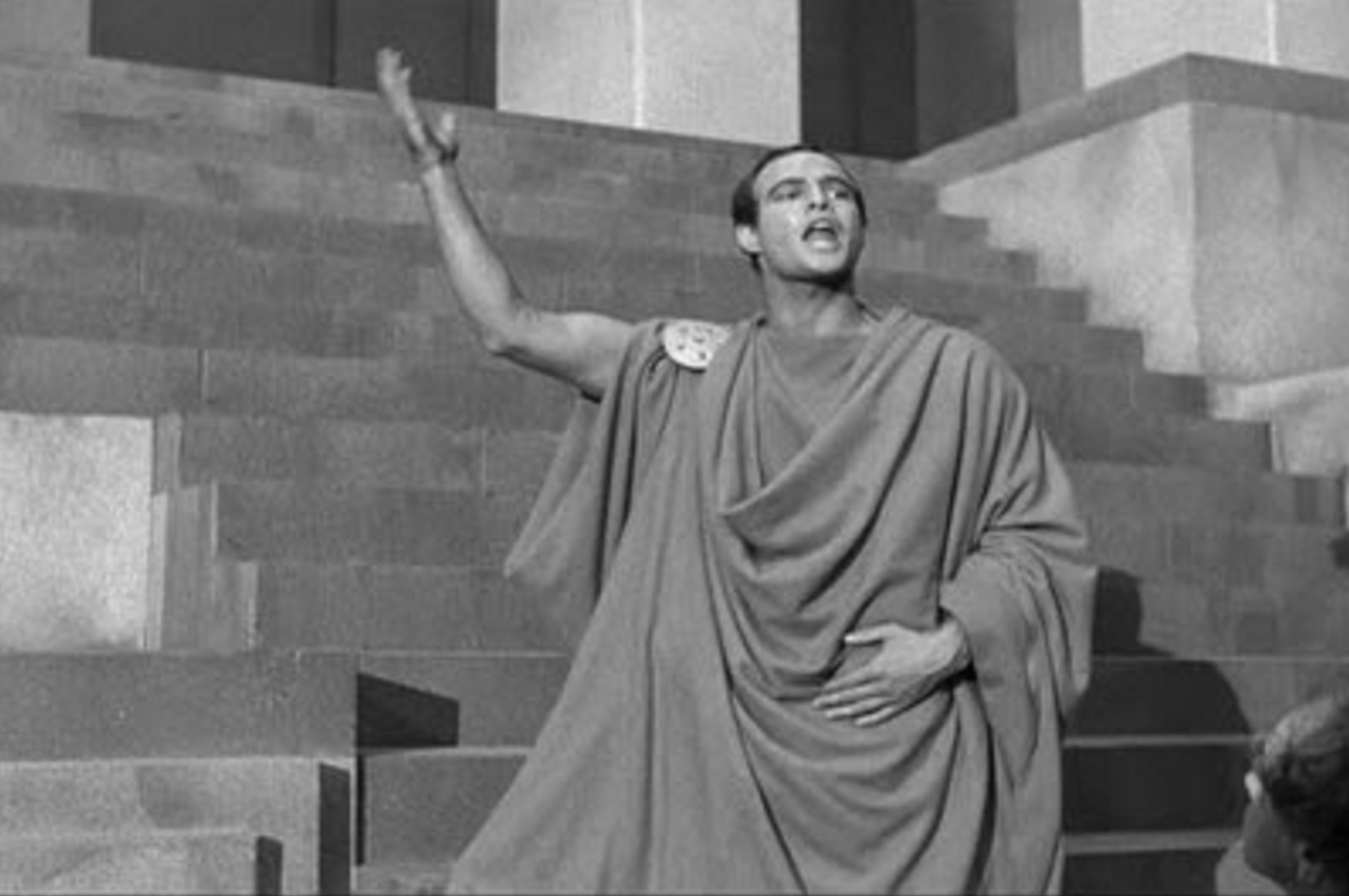 """julius caesar essay brutus and antony Shakespeare's """"julius caesar"""" analyze brutus' and antony's funeral orations from both a rhetorical and character standpoint points taken off for not analyzing antony's full oration we have so large base of authors that we can prepare an essay on any work don't believe check it how fast would you like it to appear."""