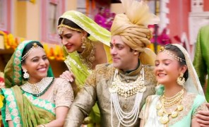 A still from Prem Ratan Dhan Payo