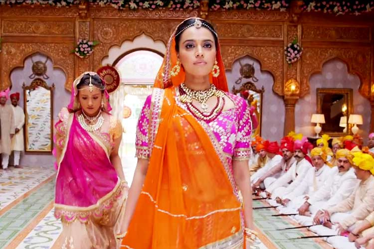 Swara Bhaskar as Chandrika in Prem Ratan Dhan Payo