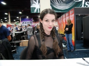 Stoya at Exxxotica New Jersey 2010