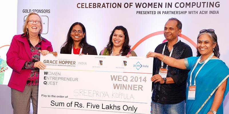 WEQ prize