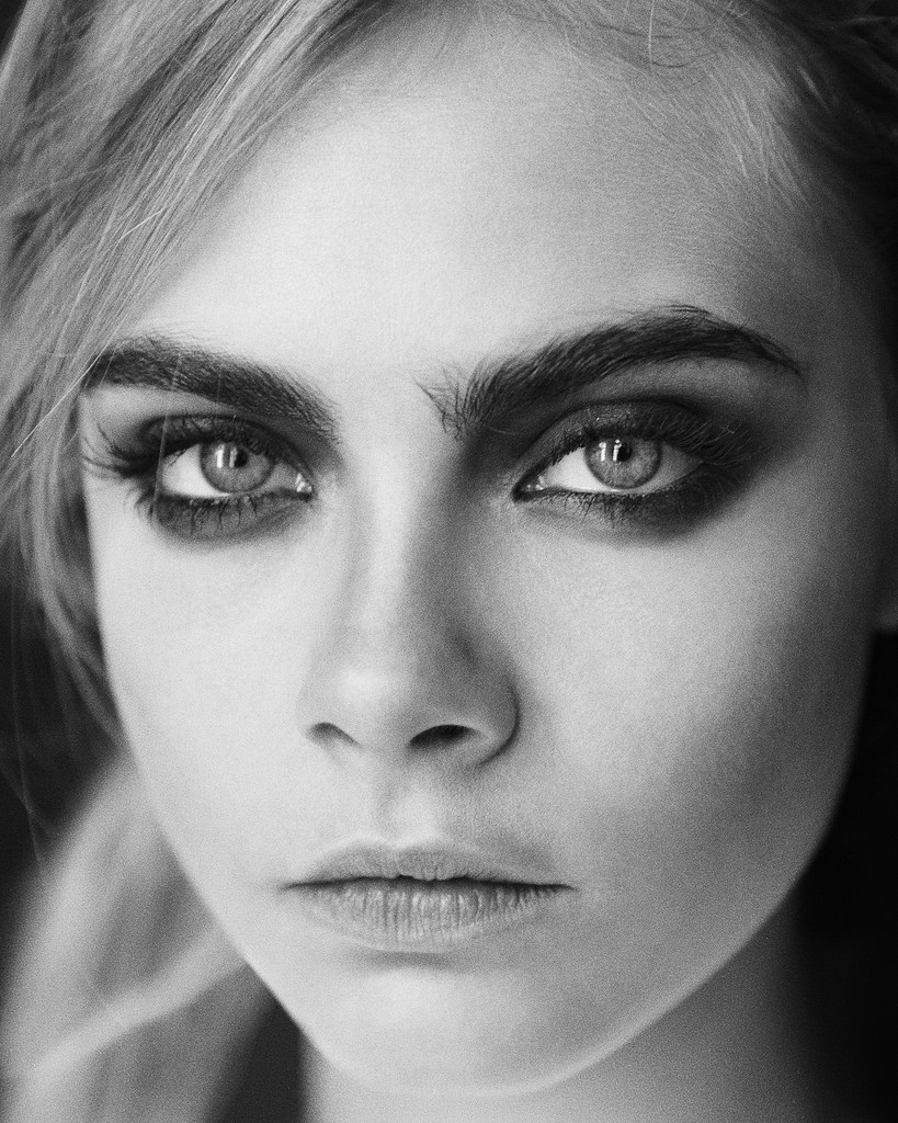 Cara D And The Odd Love Of The Eyebrow The Ladies Fingerthe Ladies