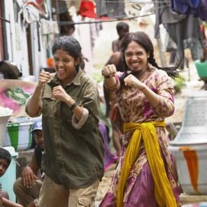 Saala Khadoos: Ritika Singh and Mumtaz Sorcar