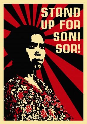 Soni Sori poster from SoniSori.Wordpress.Com.