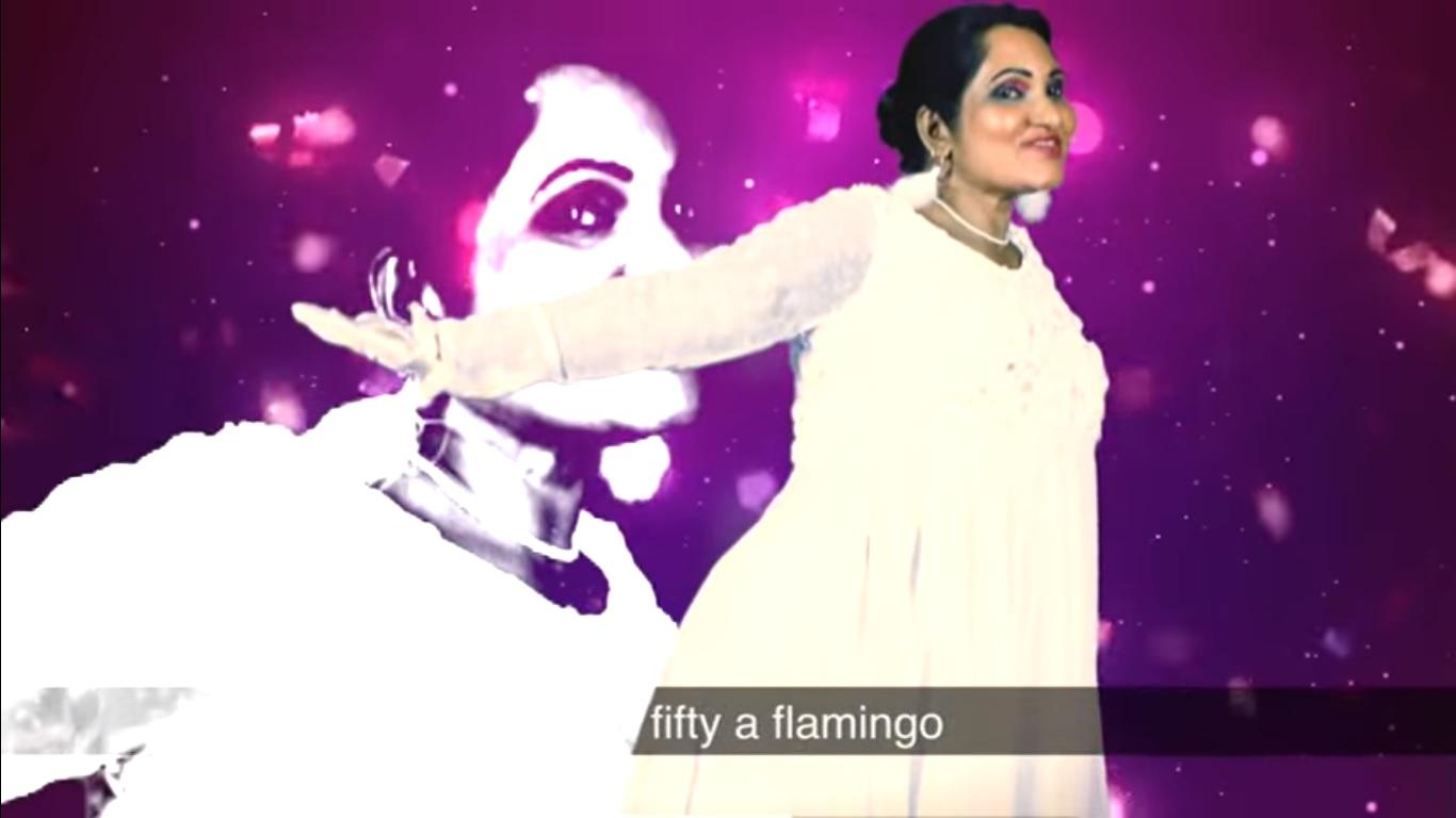 EvenAtFiftyAFlamingo