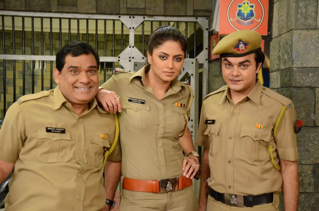 Gopi-Chandramukhi-Chautala-Billo-in-FIR-on-SAB-TV