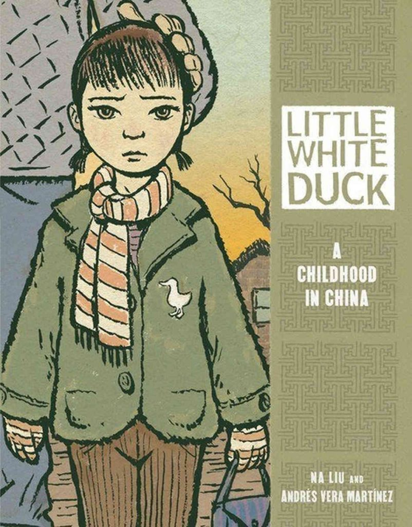little-white-duck
