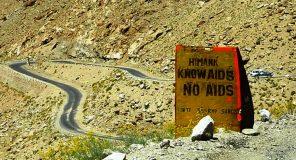 know_aids_-_no_aids_-_nubra_valley_ladakh