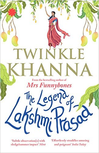 twinkle khanna book jacket