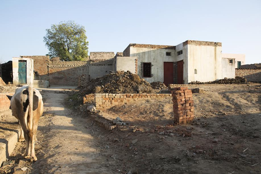 Aarzoo's plot of land in Fugana, where six of the seven gang-rape victims are from, is now just a pile of bricks. A widow with eight children, she had to sell her house, worth about Rs 400,000, for a mere Rs 20,000. She lost her cattle too.
