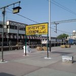 Lucknow_Charbagh_Station_Board