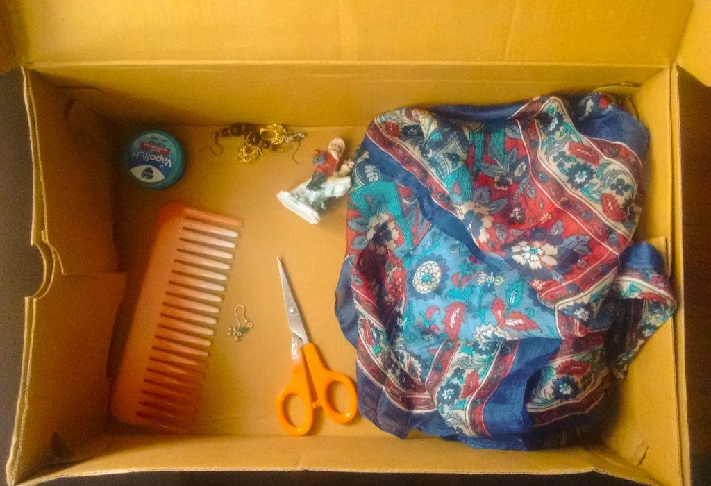 Mary's box