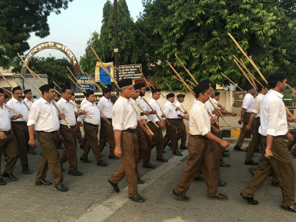 RSS works with men only in shakhas, reports of women shakhas baseless