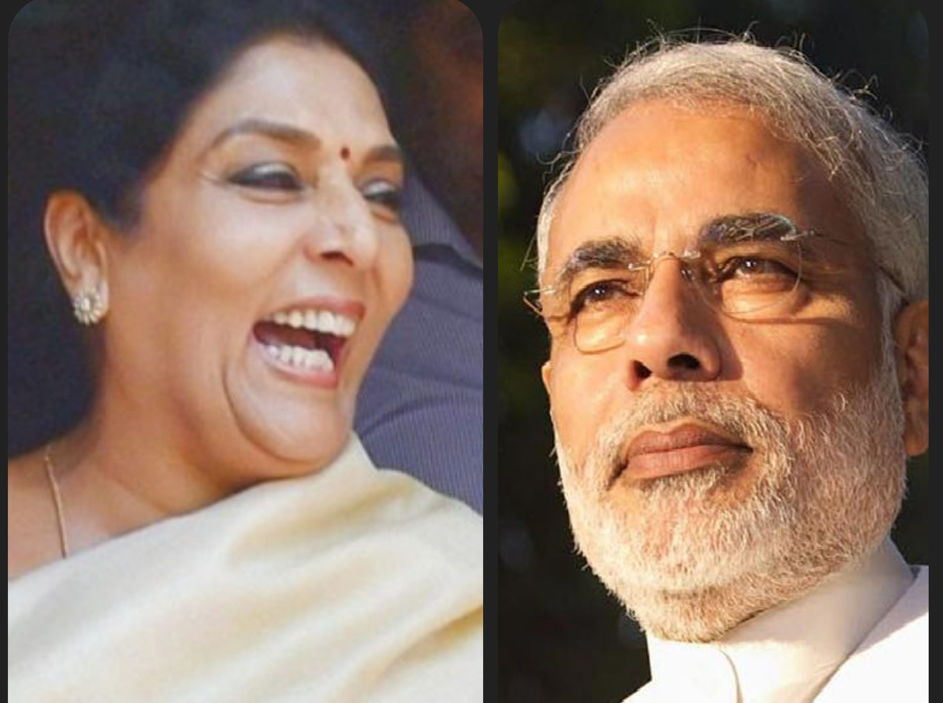 Renuka moves privilege notice against Rijiju in RS