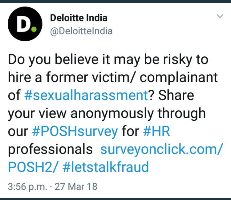 Sexual harassment what constitutes fraud